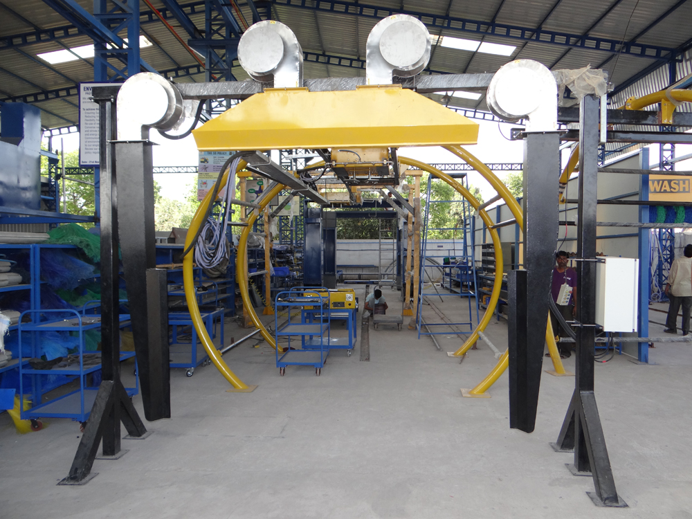 Quick Car Wash High Pressure Car Wash Automatic Car