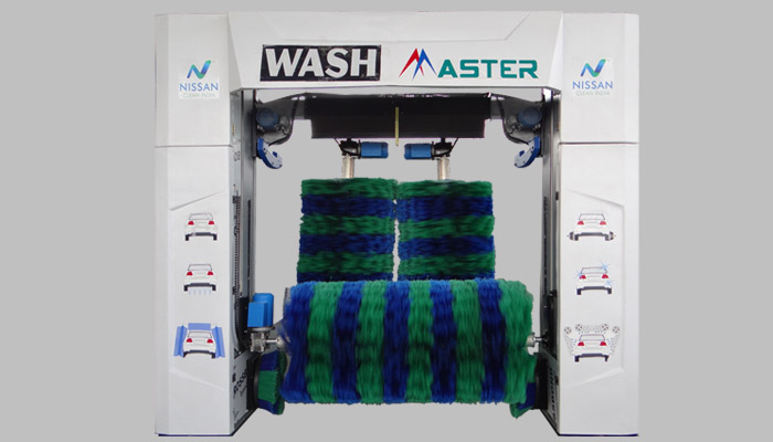 Robotic Car Wash Rollover Car Wash Automatic Car Wash