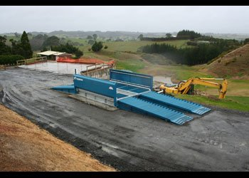 Truck Tyre Wash System Tipper Tyre Wash Plant Automatic